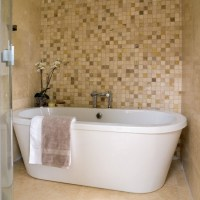 Mosaic feature wall | Bathrooms | Bathroom ideas | Image ...