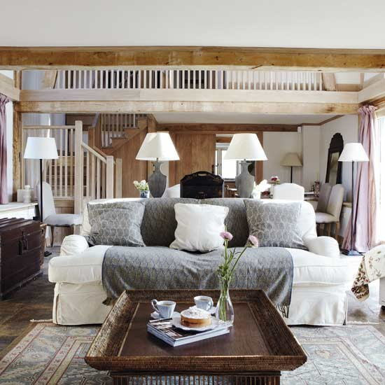 Living Room Modern Country Designscountry Decorating Ideas For - modern country living room