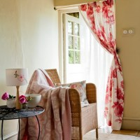 Curtains - country cottage decorating | 10 steps to new ...