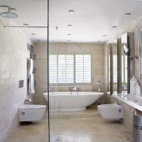 Contemporary bathroom | Edwardian country house ...