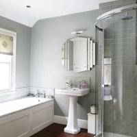 Grey bathroom | Bathrooms | Design ideas | Image ...