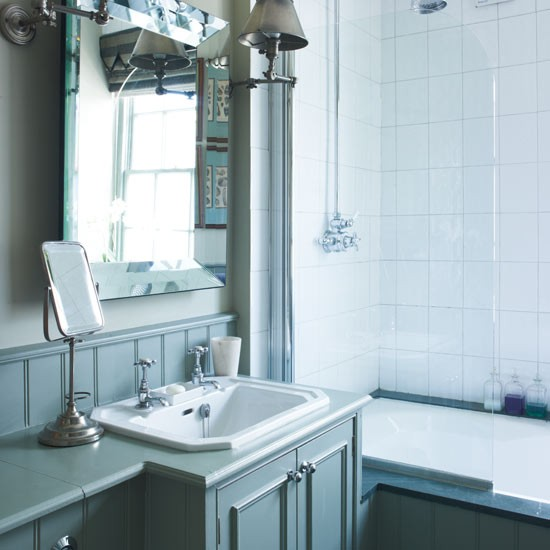 Pale Blue Bathroom Ideas Pale Blue Bathroom | Bathrooms | Design Ideas