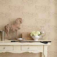 Neutral hallway | Hallway decoration ideas | Wallpaper ...