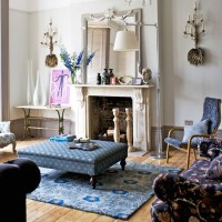 Eclectic living room   Living room decor   Living room ...