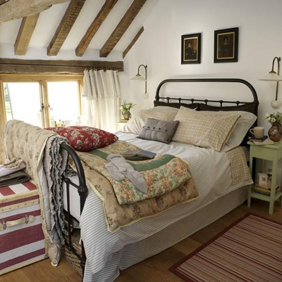 Rustic Bedroom Decorating Ideascreating Romance With Rustic - country bedroom decorating ideas