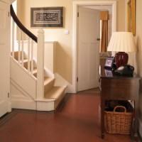 Terracotta tiles   Hallway flooring ideas   housetohome.co.uk