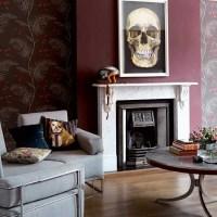 Lazy living room | Rock'n'Roll Edwardian mansion house ...