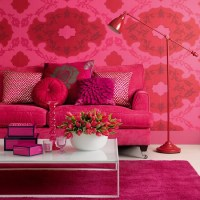 pink wallpaper for rooms 2017 - Grasscloth Wallpaper