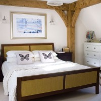 Modern country bedroom | Bedroom decorating idea ...