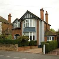 Christmas 1930s detached home house tour | housetohome.co.uk