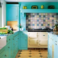 Kitchen colour schemes | Kitchen decorating ideas | PHOTO ...