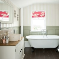 Period-style bathroom   Bathroom ideas   housetohome.co.uk