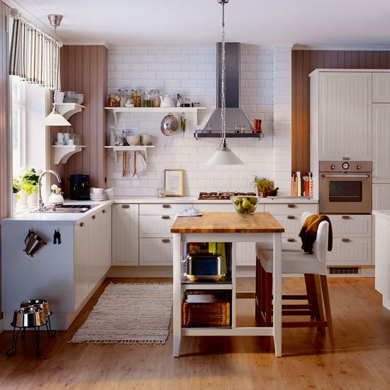 Kitchen Freestanding Island Modern Island | Kitchen Island Ideas | Housetohome.co.uk