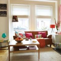 Retro-inspired living room | Living room | housetohome.co.uk