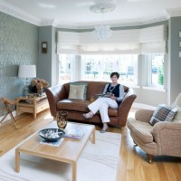 Real homes - New England seaside inspired home ...