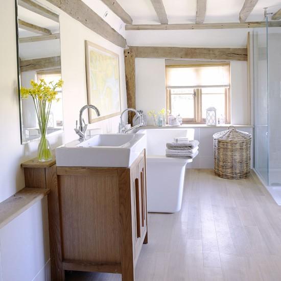 white country bathroom ideas