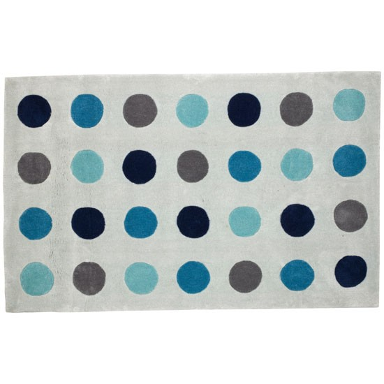 Blue Multi Alfie Rug From John Lewis Children39s Rugs