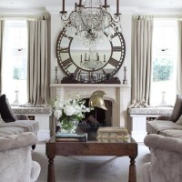 French-inspired living room | Summer living room ideas ...