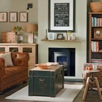 Classic vintage living room | housetohome.co.uk