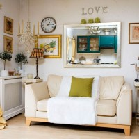 Eclectic living room | Small living room ideas ...