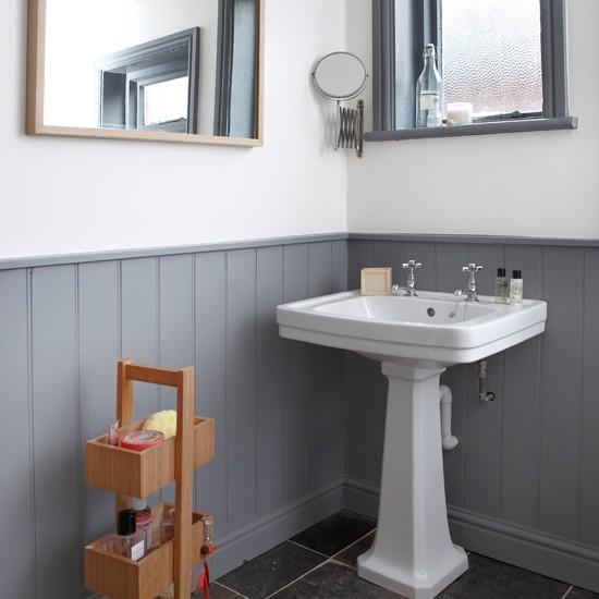 grey white panelled bathroom bathroom decorating style home grey white bathroom ideas decor ideasdecor ideas