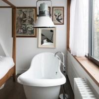 Industrial vintage bathroom | Bathroom decorating ideas ...
