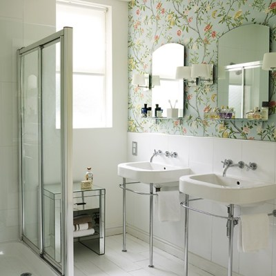 How to make the most of a small shower room | Shower rooms | housetohome.co.uk