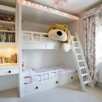 Girls' room bunk beds | Girls' bedrooms | housetohome.co.uk
