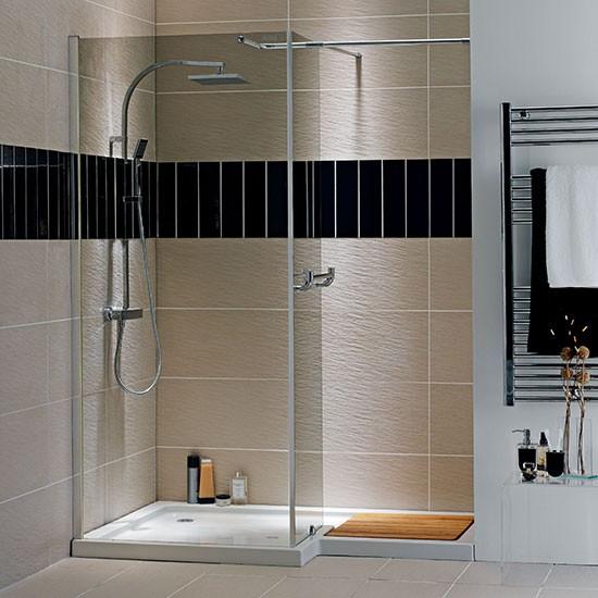 storm shaped recess shower homebase walk showers furniture entertainment centers ashley furniture store