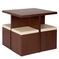 Hygena Boston Spacesaver table and chairs from Homebase ...