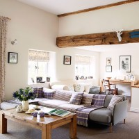 Living room | Modern Oxfordshire country house | House ...