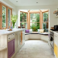 Contemporary kitchen with mini conservatory | 10 smart and ...