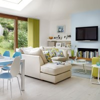 Open-plan living area | 10 smart and special looks for ...