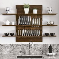 Contemporary plate rack | Kitchen storage | housetohome.co.uk