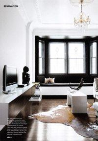 Black Window Trim | Laurie Jones Home
