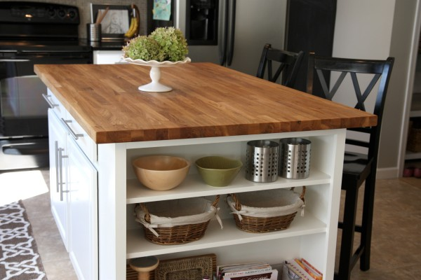 Diy Butcher Block Kitchen Island Butcher Block Island On Pinterest | Kitchens, Cabinets And
