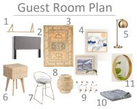 Guest Bedroom Plans - House Updated