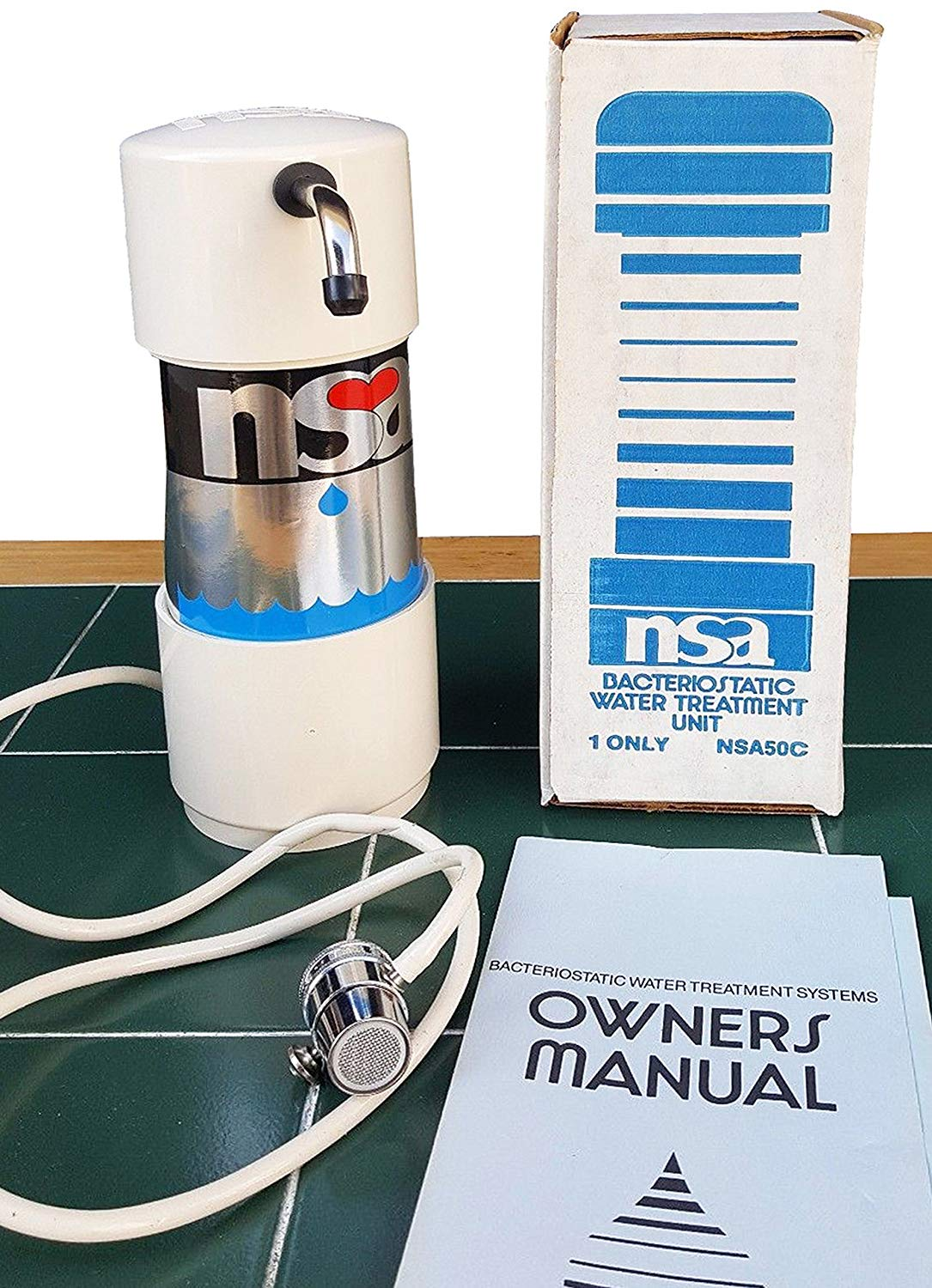 Nsa 50c Countertop Water Filter Review House Water Matters