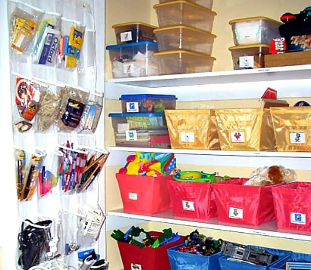 How To Organize Toys 6 Easy Ideas
