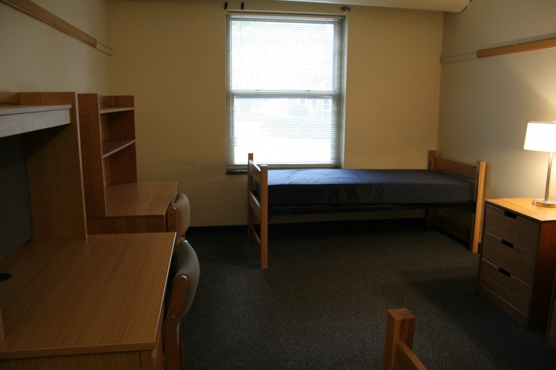 Two Person Desk New Residence Hall – Residential Education And Housing