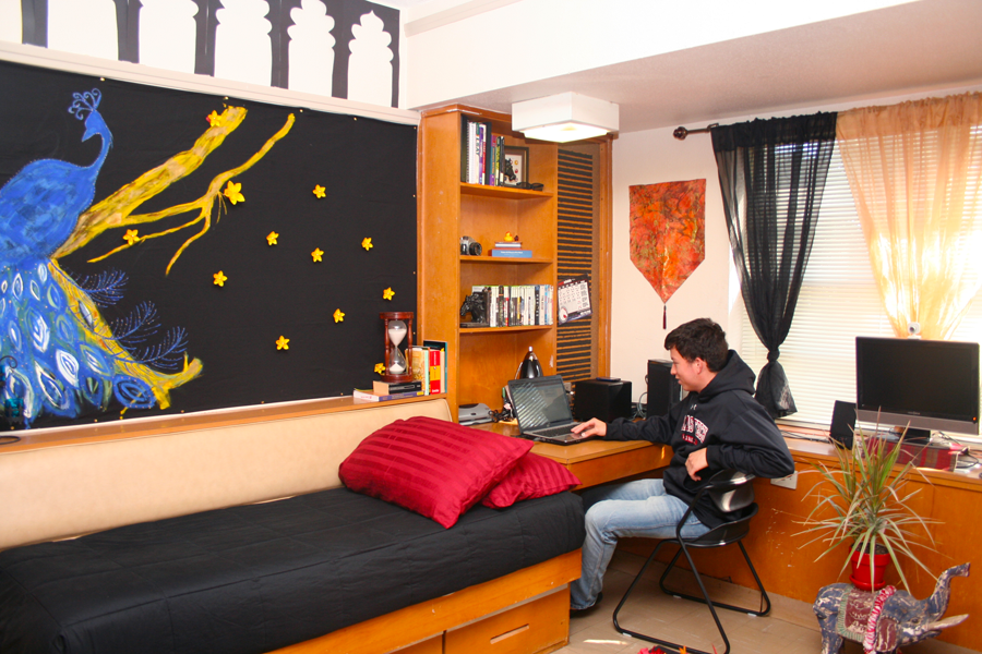 Dorm Room Furniture Layout Texas Tech University :: University Student Housing