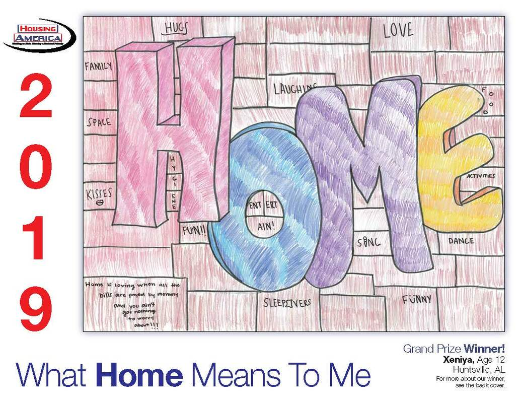 Poster Judging Form What Home Means To Me Programs