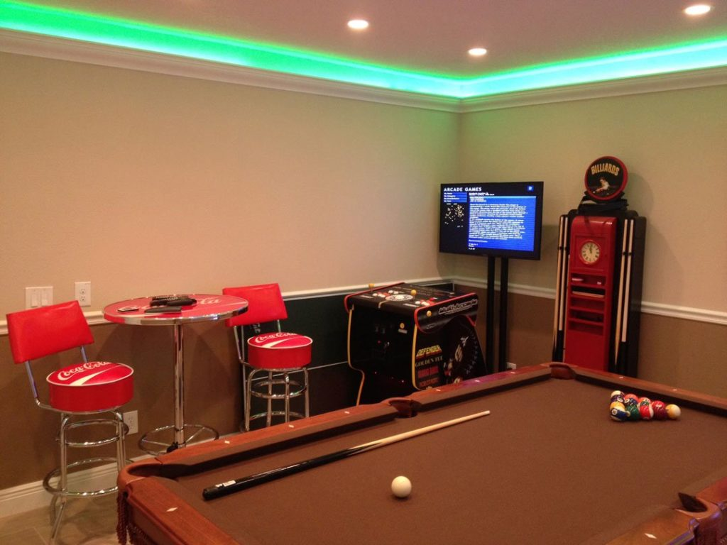 Garage Conversion Man Cave 6 Detached Garage Conversion Ideas Houspire