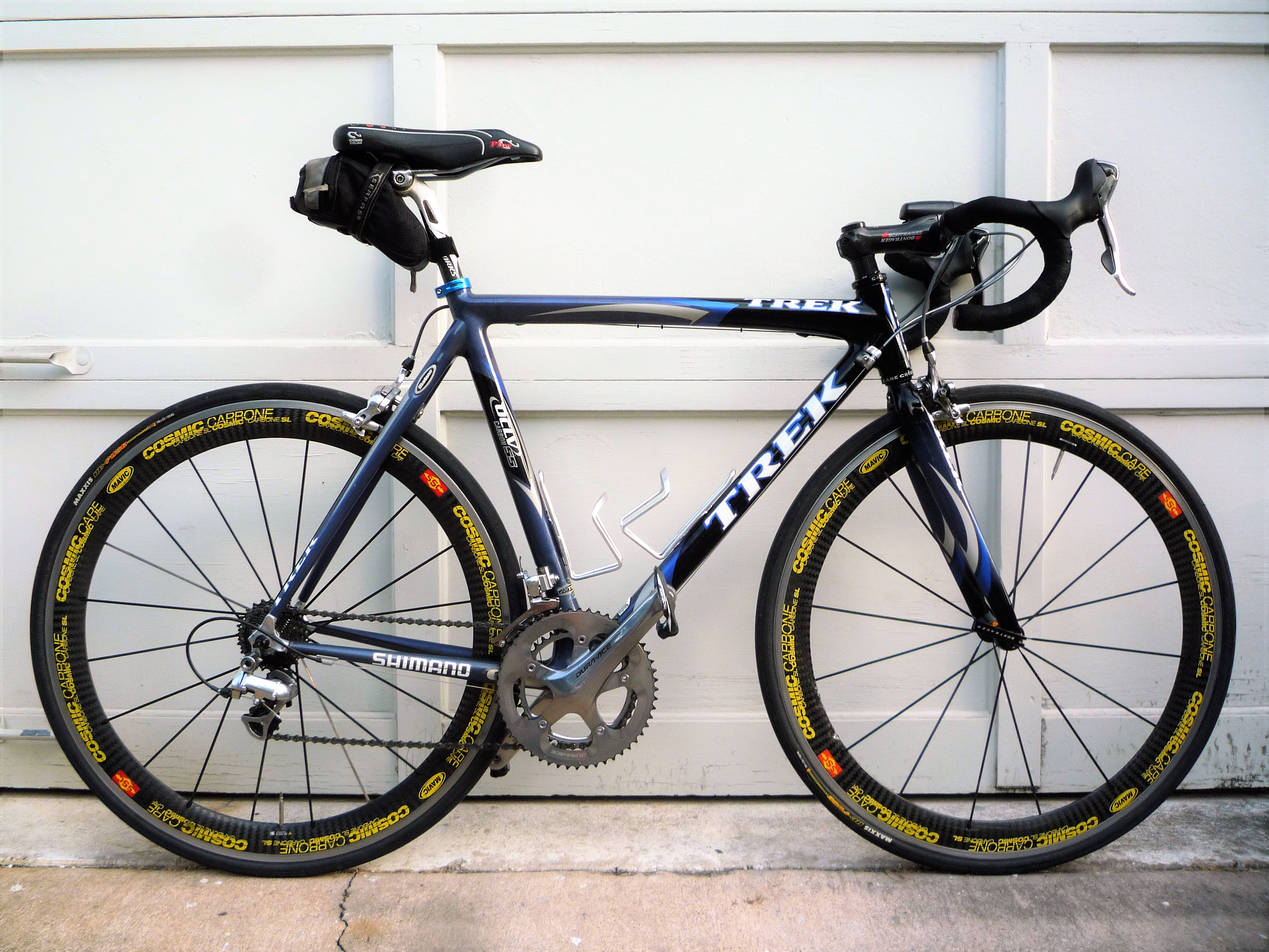 Racing Bike $7700 Trek Ssl - Ultra-light Road Racing Bike - Oclv 55