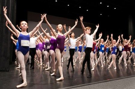 Intermediate Ballet Skills