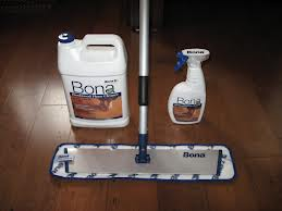 Engineered wood cleaner from Bona