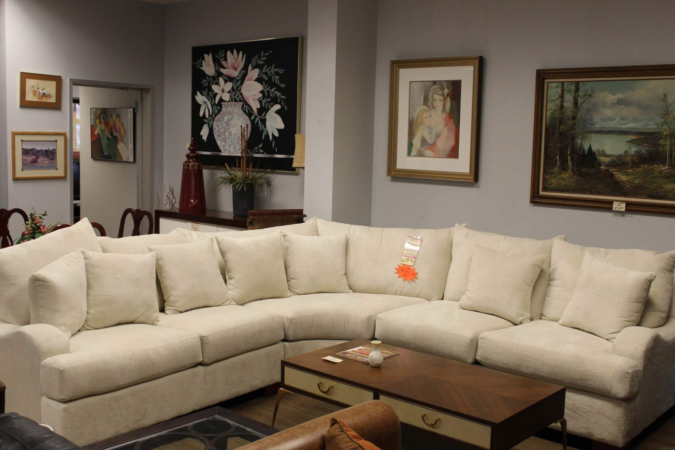 Houston's best-kept furniture shopping secret: Houston Furniture Bank's Outlet Center - Houston Furniture Bank