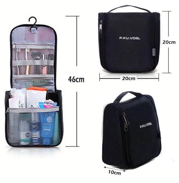 Organizador Baño Viaje:Los mejores accesorios para viajeros: Organizadores de equipaje