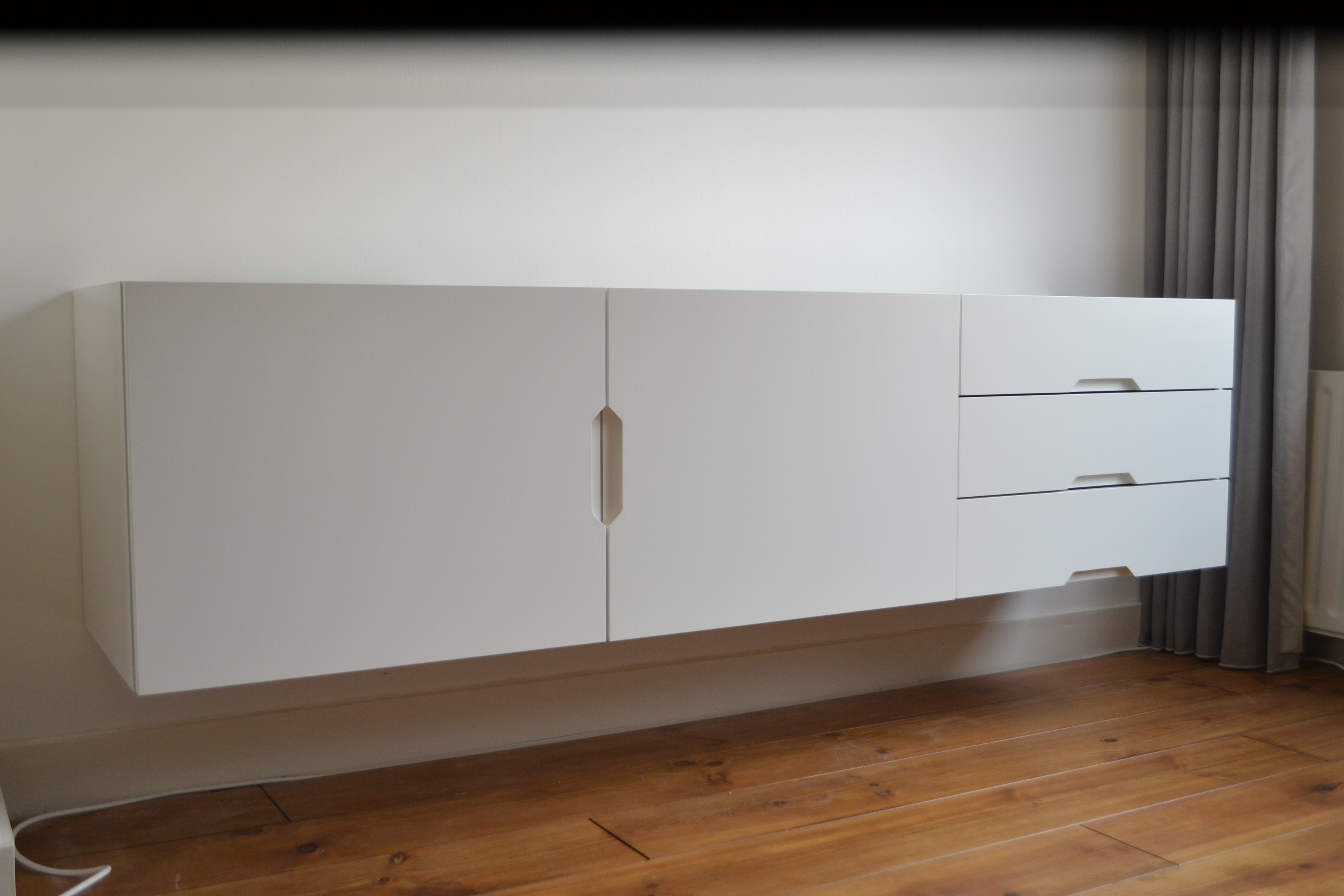 Keuken Dressoir Modern Eiken Dressoir Modern Finest Dressoir Blank Eiken With