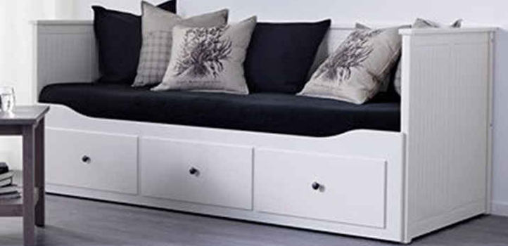 Ikea Hemnes Daybed With 3 Drawers Review Houzart - Ikea Daybed
